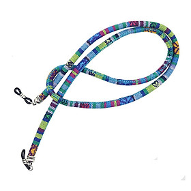 "Boho Eyeglasses Rope Ethnic Cotton Neck Cord Sunglasses Retainer Holder 28"" 6mm"
