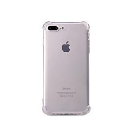 Ốp Lưng Dẻo Chống Sốc Phát Sáng Cho iPhone 7 Plus/8 Plus Dada (Trong Suốt) - Hàng Chính Hãng