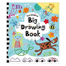 Usborne Big Drawing Book