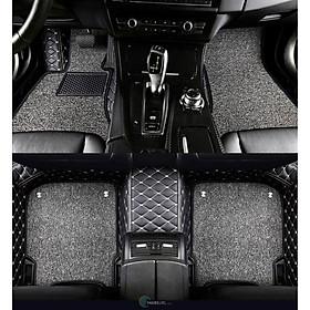 Thảm lót sàn cao cấp da PU dành cho ô tô HYUNDAI GRAND I10