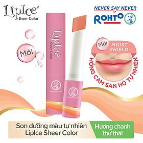 Son dưỡng có màu tự nhiên Lipice Sheer Color 2.4g-1