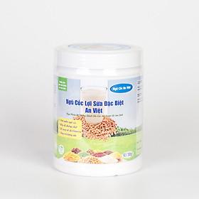 Thùng 3 hộp ngũ cốc lợi sữa đặc biệt An Việt hộp 500g