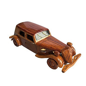 Mô hình xe gỗ Citroen 1938
