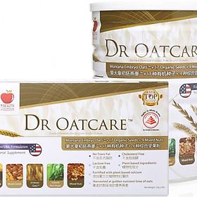 Sữa hạt siêu dưỡng Dr OatCare