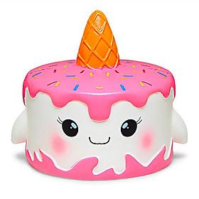 Squishy bánh kem Unicorn, squishy chậm tăng mùi thơm dịu nhẹ, đồ chơi cho bé trai và bé gái