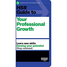 HBR Guide to Your Professional Growth (Harvard Business Review Guide Series)