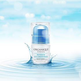 Kem mắt dưỡng ẩm 15ml ORGANIQUE By Olinda Spring