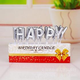 Nến trang trí sinh nhật Happy Birthday