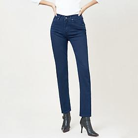 Quần Jean Nữ Ống Đứng Lưng Cao Aaa Jeans Có Nhiều Màu Size 26 - 32