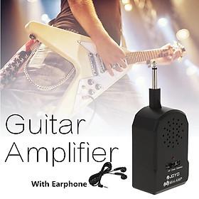 JOYO Mini Amply Guitar JA-01 - Bộ Khuếch Đại Âm thanh Guitar Mini ( Kèm Pin và Tai nghe ) - Hàng chính hãng