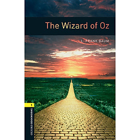 Oxford Bookworms Library (3 Ed.) 1: The Wizard Of Oz Mp3 Pack