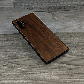 Ốp Lưng dành cho Samsung Galaxy Note 10 Plus Gỗ Tự Nhiên