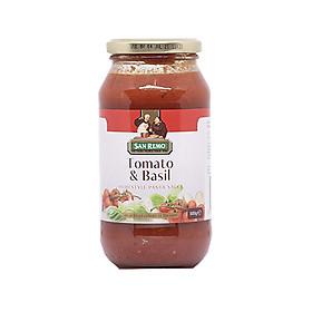 Biểu đồ lịch sử biến động giá bán Sốt mì ý cà chua & rau quế - Tomato and Basil San Remo 500g
