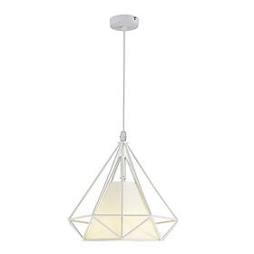 Iron Pendant Light Pendant Lamp Fashion E27 Retro Dinning Room Chandelier