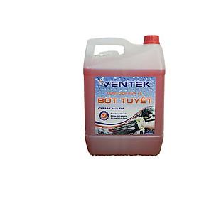 Dung dịch rửa xe bọt tuyết Ventek 5 lít