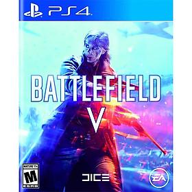 Đĩa game PS4 Battlefield V - Hàng Nhập Khẩu