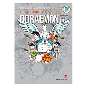 Fujiko F Fujio Đại Tuyển Tập - Doraemon Truyện Dài (Tập 4)