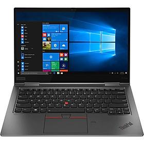 Laptop Lenovo ThinkPad X1 Yoga Gen 4 20SA000VVN (Core i5-10210U/ 16GB LPDDR3 2133MHz/ 512GB SSD M.2 PCIe NVMe/ 14 FHD IPS Touch/ Win10) - Hàng Chính Hãng