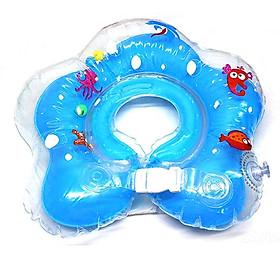 Phao Bơi Đỡ Cổ Cho Em Bé Tập Bơi An Toàn PB01