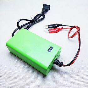 Bộ sạc ắc quy tự động thông minh 12V 2A tự động thông minh