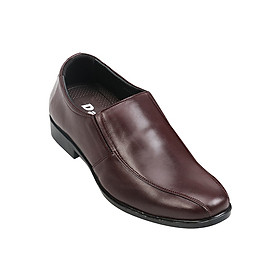 Giày Tăng Chiều Cao Da Thật VNL VNL0ATK21CN - Nâu