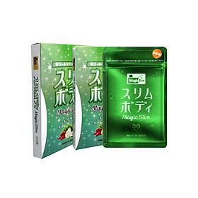 Viên uống hỗ trợ giảm cân Magic Slim Nhật Bản ( Hộp 30 viên )