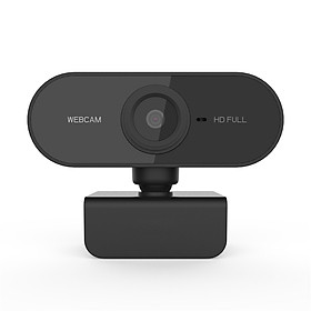 Webcam 2MP độ phân giải 1080P tương thích với máy tính/máy tính xách