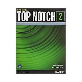 Top Notch 2 Student Book 3rd Edition
