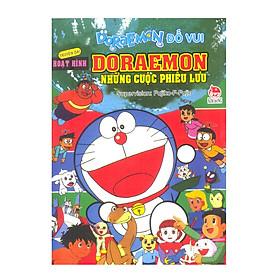 Doraemon Đố Vui - Doraemon Những Cuộc Phiêu Lưu (Tái Bản)