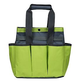 Garden Tool Bag Garden Tote Large Organizer Bag Outdoor Hand-held Garden Bag