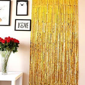 Rèm kim tuyến trang trí tiệc 1mx2m