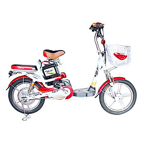 Xe Đạp Điện DK Bike 18Y - Đỏ