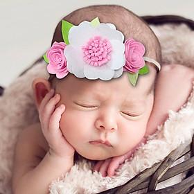 Băng đô bé gái sơ sinh B100