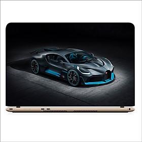 Hình đại diện sản phẩm Miếng Dán Skin In Decal Dành Cho Laptop - Siêu xe Bugati 1