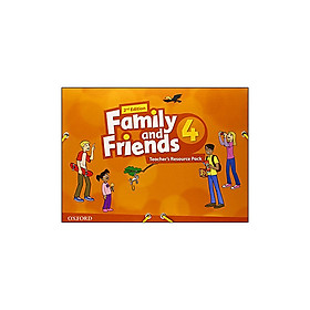 Family and Friends: Level 4: Teachers Resource Pack