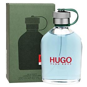 Hugo Boss Hugo Man Eau De Toilette 200ml Spray