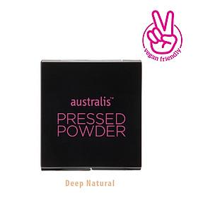 Phấn Phủ Mịn Lì Pressed Powder Australis Úc-2