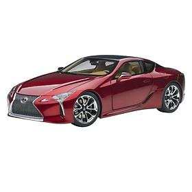 Xe Mô Hình Lexus Lc500 (Metalic Red) 1:18 Autoart - 78848 (Đỏ)