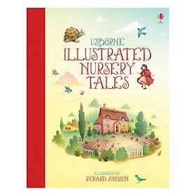 Usborne Illustrated Nursery Tales 269 x 215mm                                   (giftbook with slipcase)