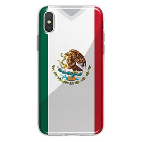 Ốp Lưng Mika Cho iPhone X MEXICO-C-IPX
