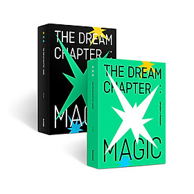 TXT THE DREAM CHAPTER : MAGIC 1st Album CD+Photobook+Photocard+Etc