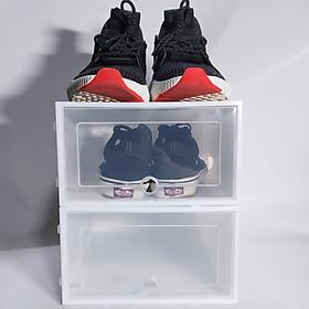 Combo 2 Hộp đựng giày Sneaker
