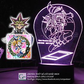 Đèn Ngủ Yugi-Oh Dark Magician Girl Type 01