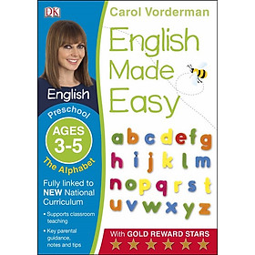 The Alphabet Preschool Ages 3-5