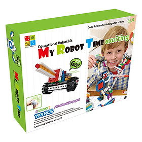 My Robot Time Exciting Huna Robo Fun3 (195 Chi Tiết)