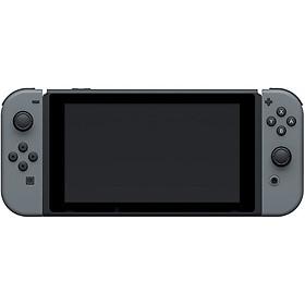 Máy Chơi Game Nintendo Switch Với Grey Joy-con (Xám) Model 2019 - Hàng Nhập Khẩu