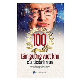 100 Tấm Gương Vượt Khó Của Các Danh Nhân