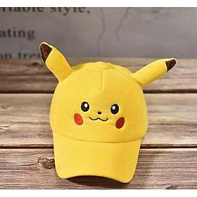 Mũ lưỡi trai Pikachu