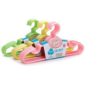 [Jingdong supermarket] camellia children clothes rack 0738 5 support