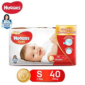 Biểu đồ lịch sử biến động giá bán Tã dán Huggies Diapers Gold S40